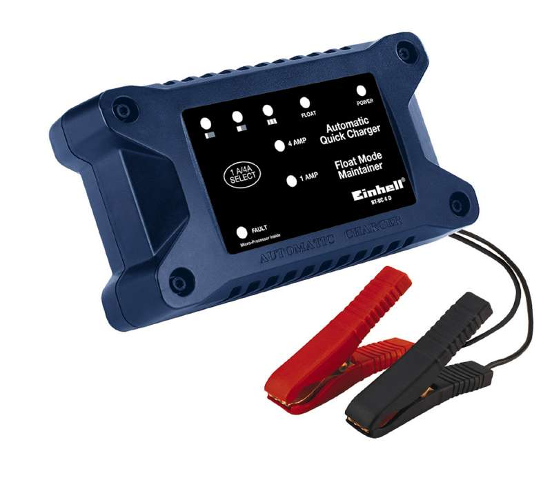 Nabíječka baterií BT-BC 4 D Einhell
