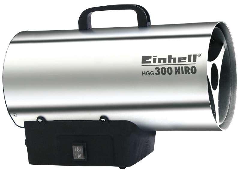Topení plynové Einhell HGG 300 Niro