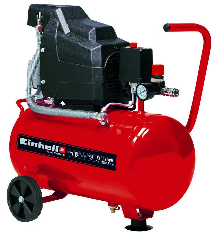 Kompresor TC-AC 190/24/8 Einhell Classic