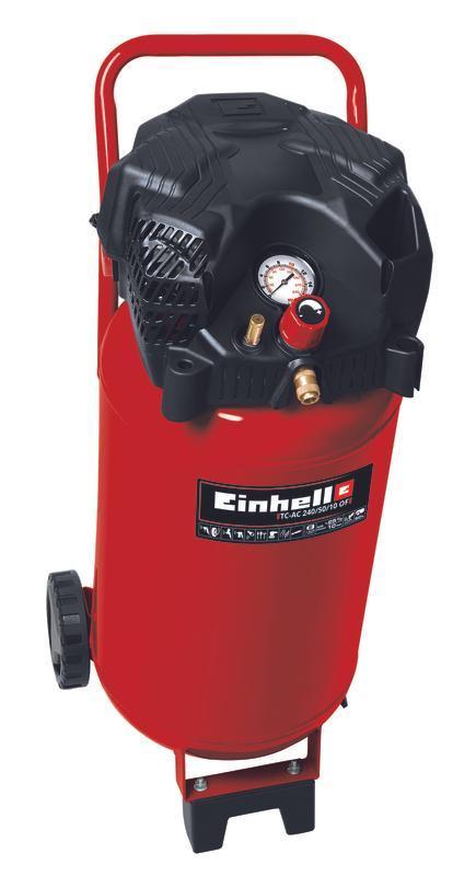 Kompresor TH-AC 240/50/10 OF Einhell