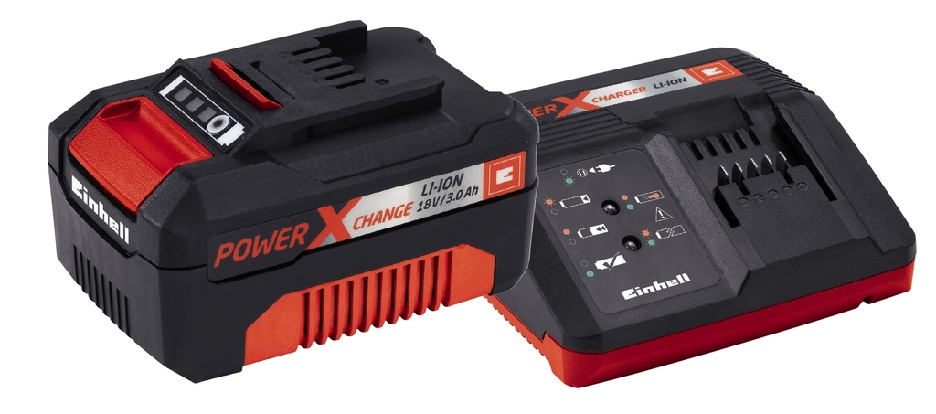 Starter-Kit Power-X-change 18V/3,0 Ah Einhell Accessory