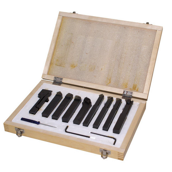 Sada nožů s výměnnými destičkami Holzmann 9TLG10