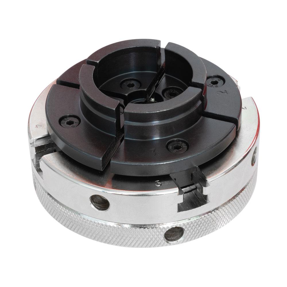 4-čelisťové samostředící sklíčidlo Holzmann DREVD1100