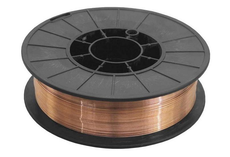 Svářecí drát 0,6 mm/5 kg G3Si1