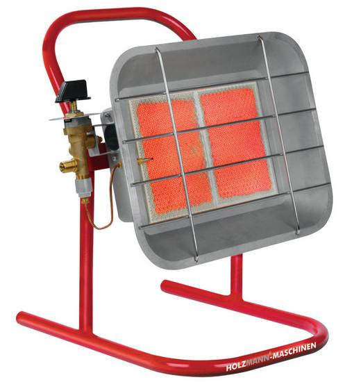 Stacionární plynový zářič Holzmann GS 5000S
