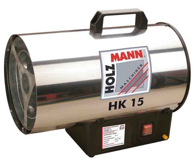 Horkovzdušný ohřívač Holzmann HK 15