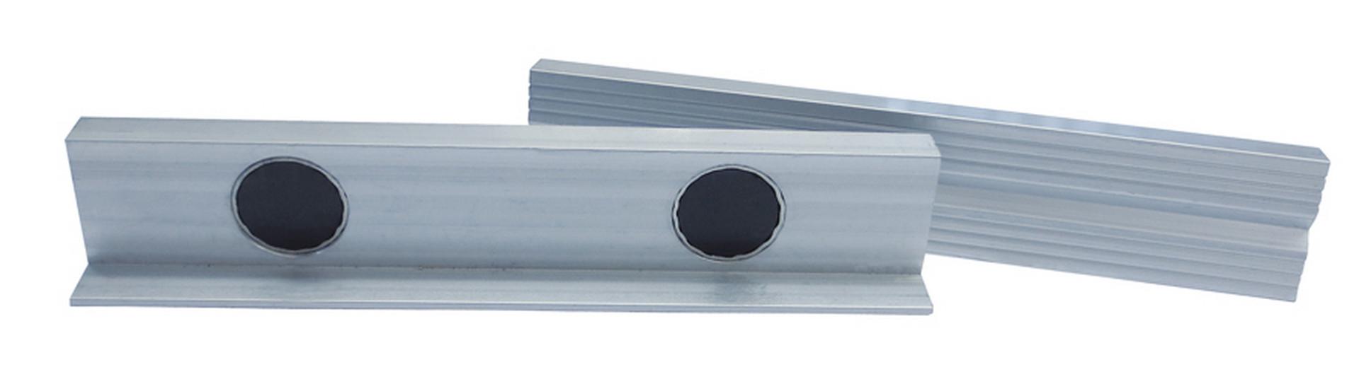Magnetické hliníkové upínací čelisti Holzmann MSB150AL