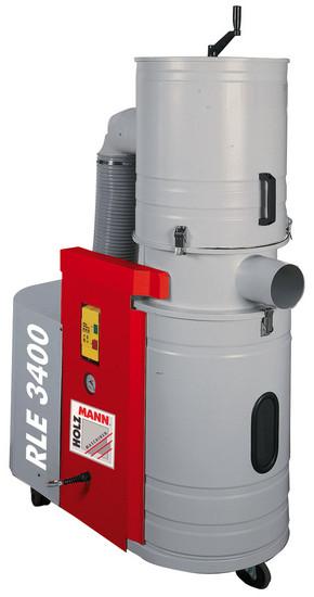 Odsavač pilin a nebezpečného prachu Holzmann RLE 3400