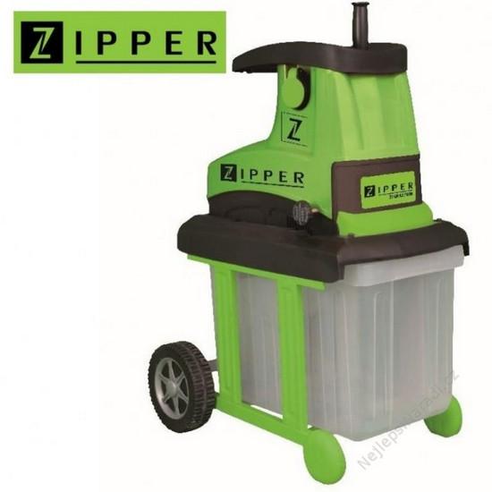 Zahradní drtič Zipper ZI-GHAS2600