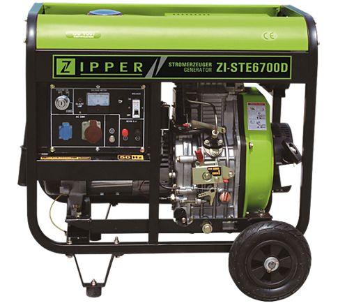 Elektrocentrála Zipper ZI-STE6700D