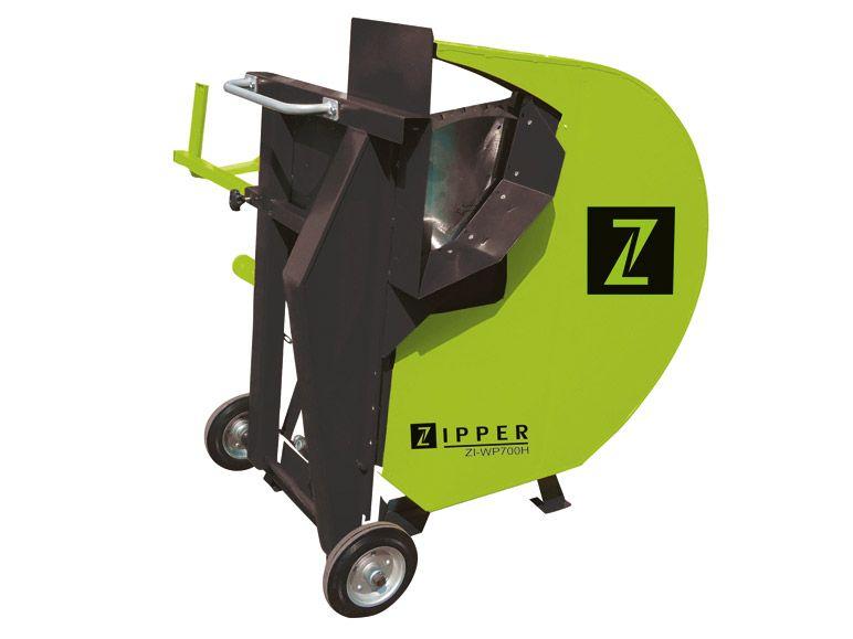 Kolébková pila na palivové dřevo Zipper ZI-WP700H
