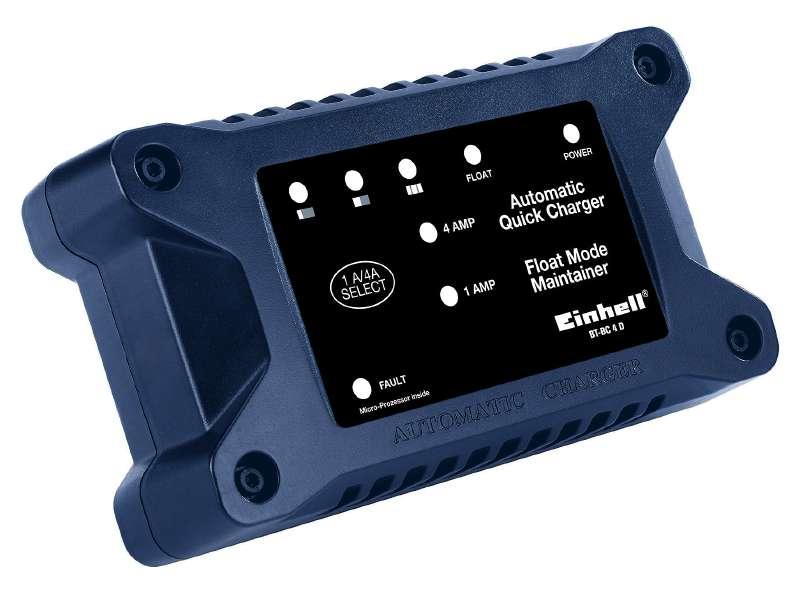 Nabíječka baterií BT-BC 4 D Einhell-1