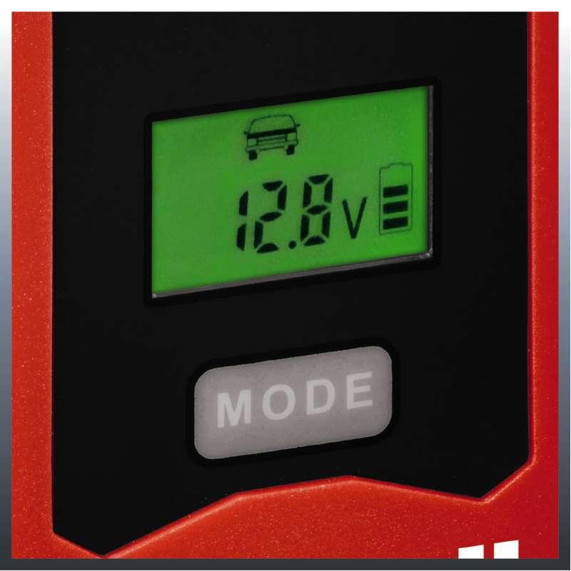 Nabíječka baterií CC-BC 6 M Einhell Classic-8