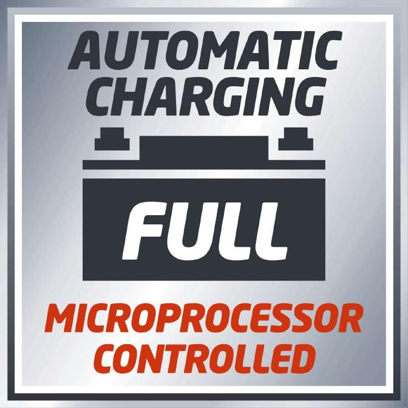 Nabíječka baterií CC-BC 15 M Einhell Classic-3