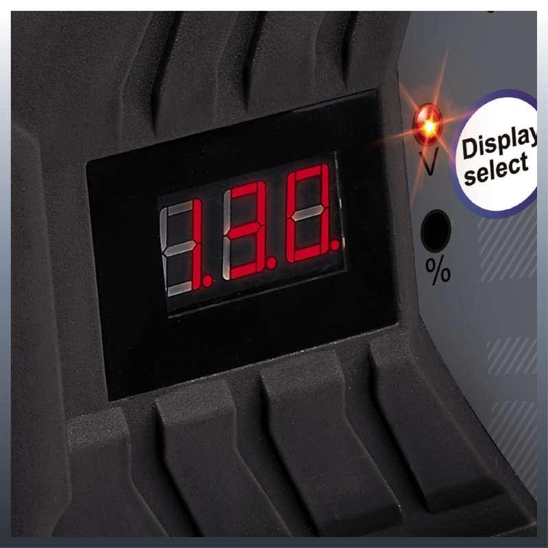 Nabíječka baterií CC-BC 15 M Einhell Classic-6