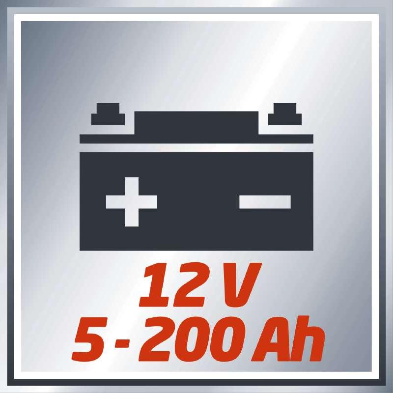Nabíječka baterií CC-BC 10E Einhell Classic-1