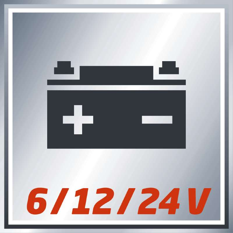 Nabíječka baterií CC-BC 30 Einhell Classic-1