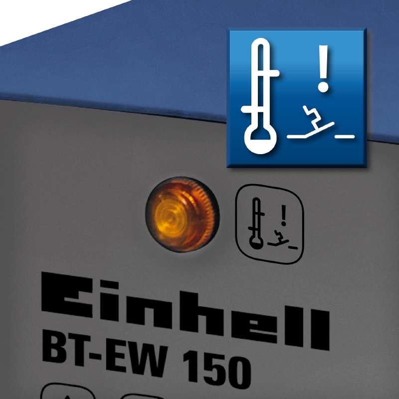 Svářečka elektrická BT-EW 150 Einhell Blue-1