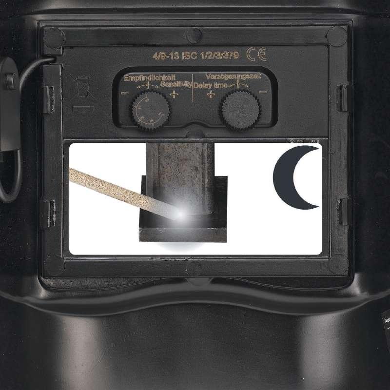 Kukla svářečská automatik 9-13 Einhell-4