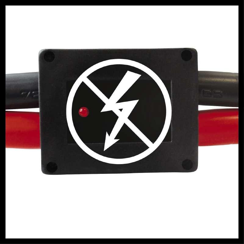 Startovací kabely BT-BO 25/1 A LED SP-7