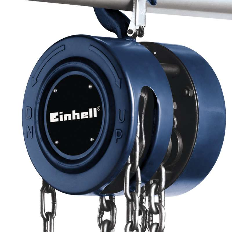 Kladkostroj BT-CH 1000 Einhell Blue-2