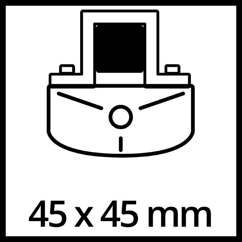 Zvedák lanový TC-EH 250 Einhell-6