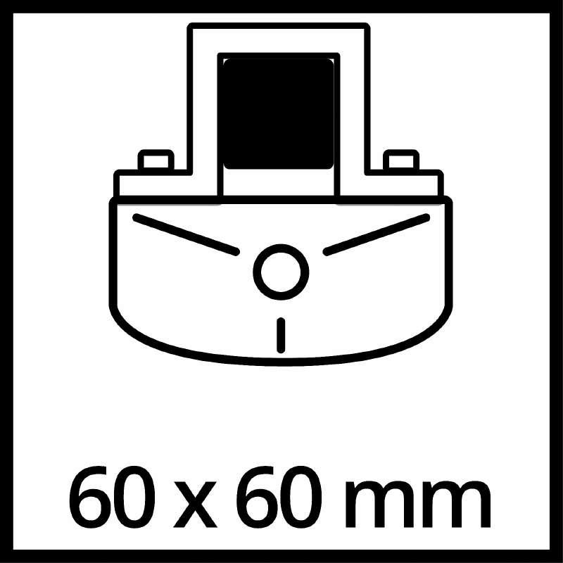 Zvedák lanový TC-EH 1000 Einhell-6