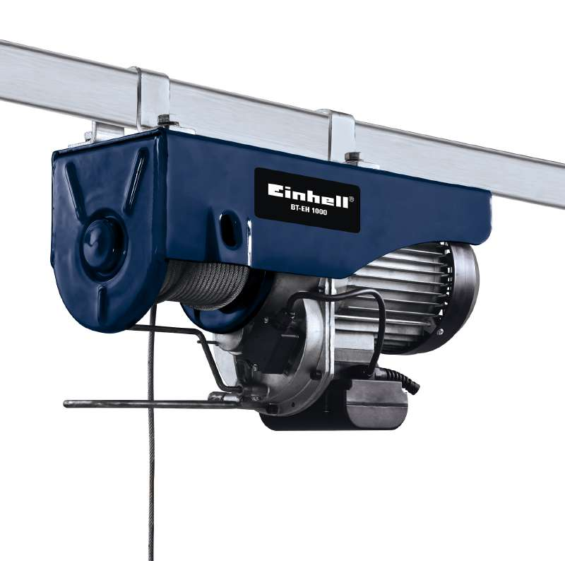 Zvedák lanový BT-EH 1000 Einhell Blue-1