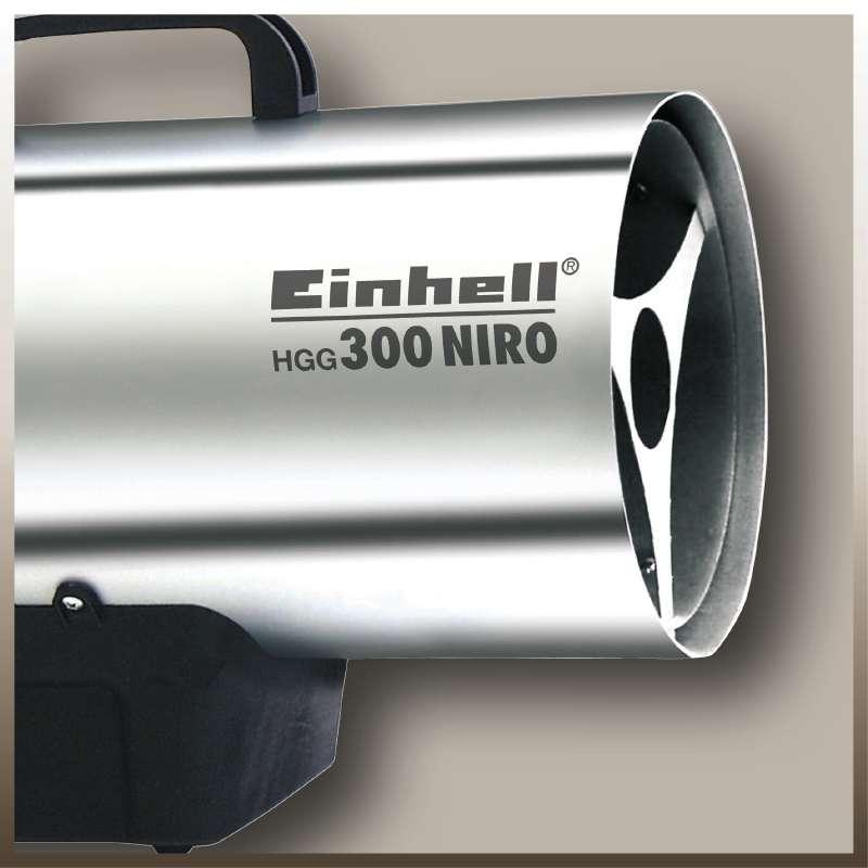 Topení plynové Einhell HGG 300 Niro -3