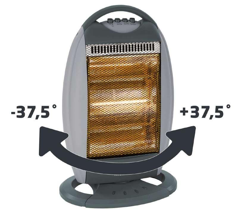 Zářič halogenový HH 1200 Einhell-2