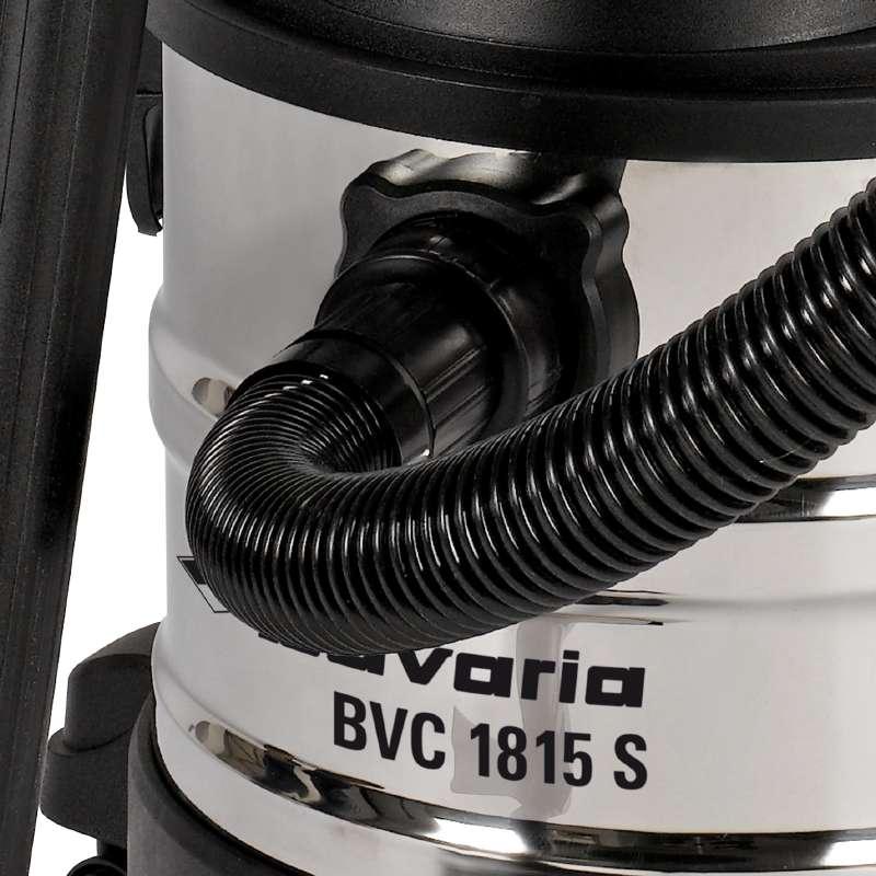 Vysavač na mokrosuché vysávání BVC 1815 S Bavaria-5
