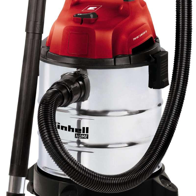 Vysavač pro mokré i suché sání TH-VC 1820 S Einhell Home-6