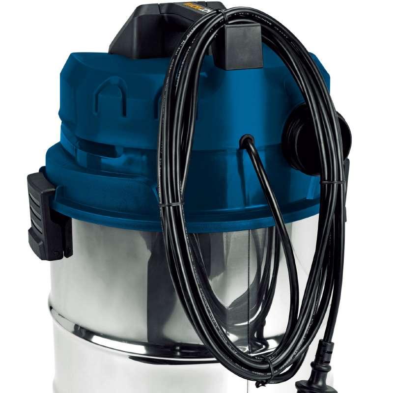Vysavač pro mokré i suché sání WZ-NTS 30 A Workzone-4