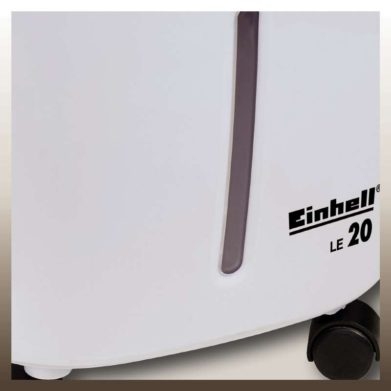 Odvlhčovač vzduchu LE 20 Einhell-5