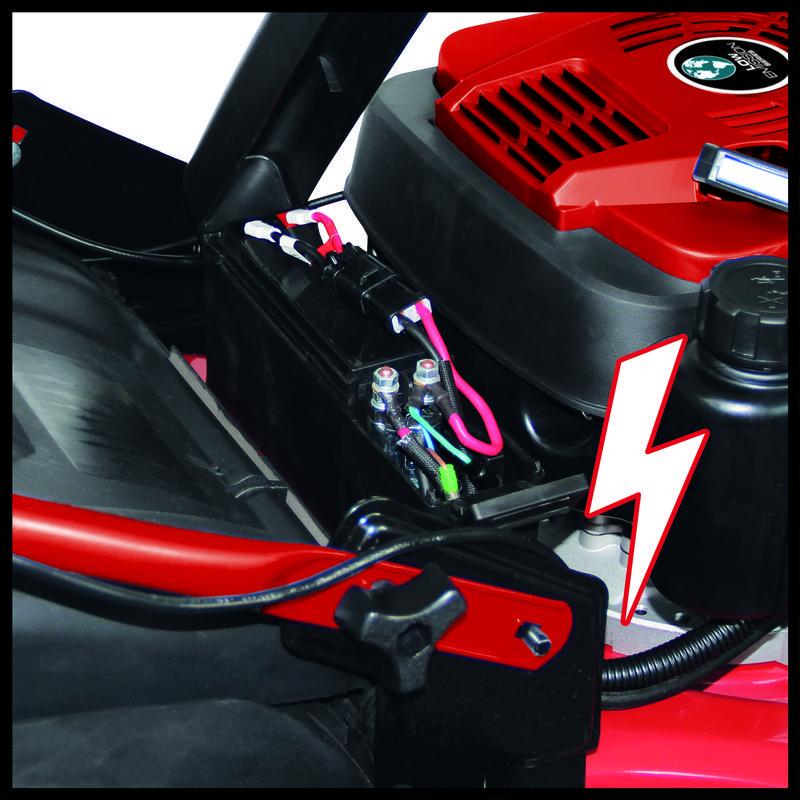 Sekačka benzinová GC-PM 46/2 S HW-E Einhell-7