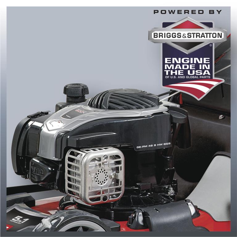 Sekačka benzínová GE-PM 48 S HW B&S Einhell Expert-1