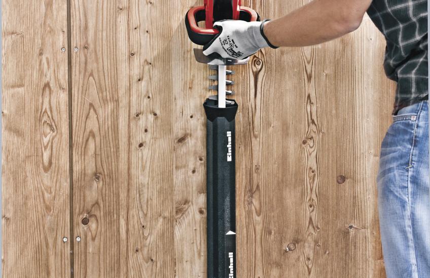 Nůžky na živý plot Aku GE-CH 1855 Li Einhell Expert (bez baterie)-6