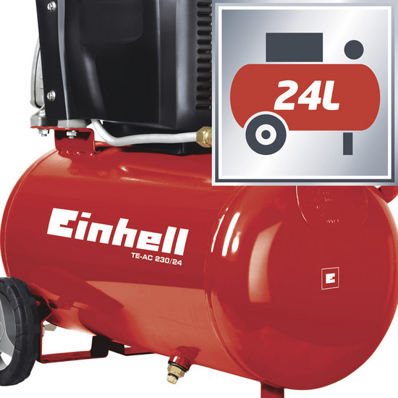 Kompresor TE-AC 230/24 Einhell Expert-1
