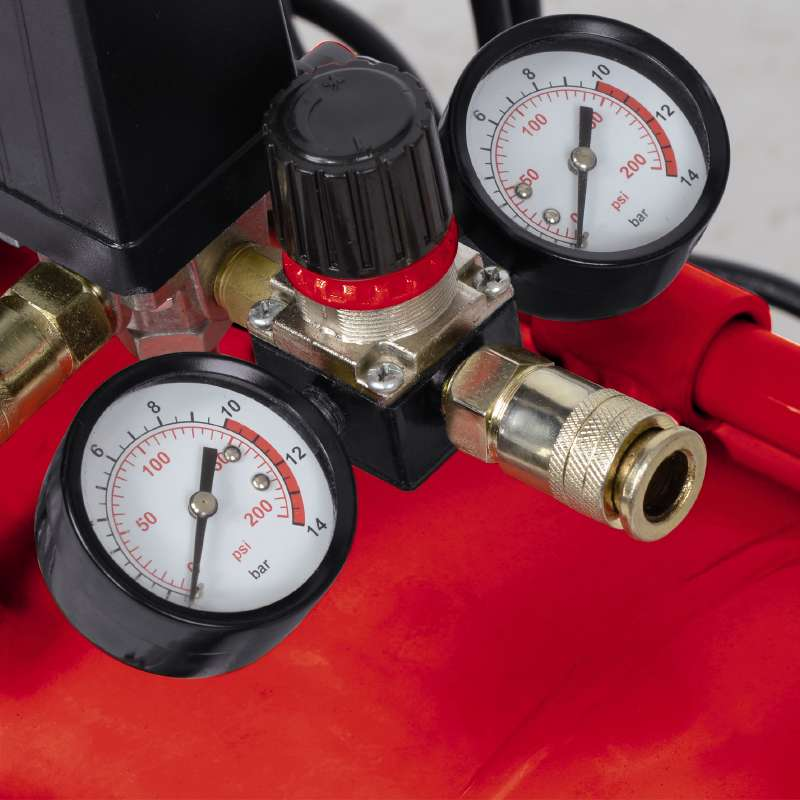 Kompresor TE-AC 400/50/10 Einhell Expert-1