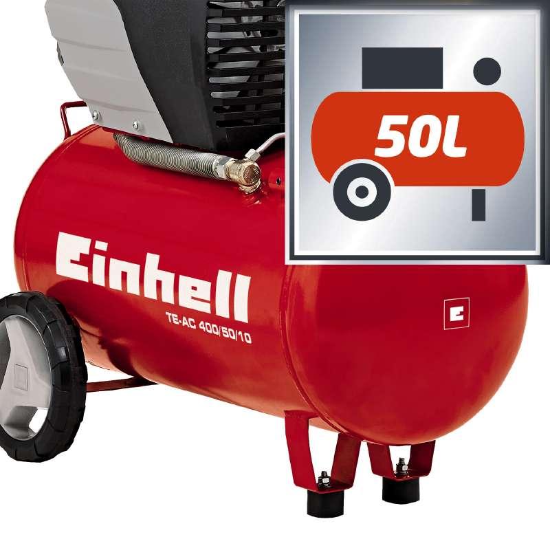 Kompresor TE-AC 400/50/10 Einhell Expert-4