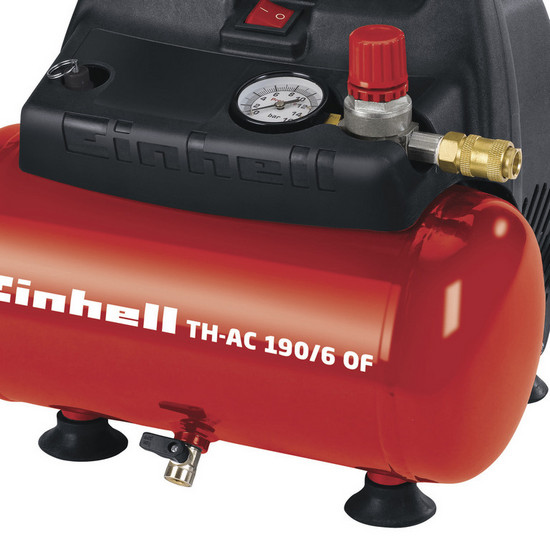 Kompresor TH-AC 190/6 OF Einhell Home-1