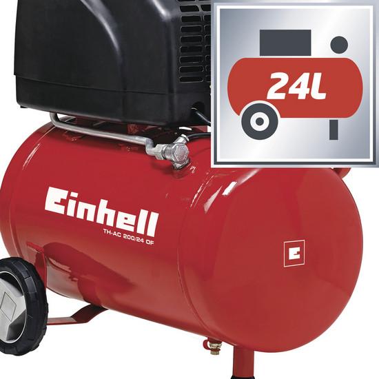 Kompresor TH-AC 200/24 OF Einhell Classic-2