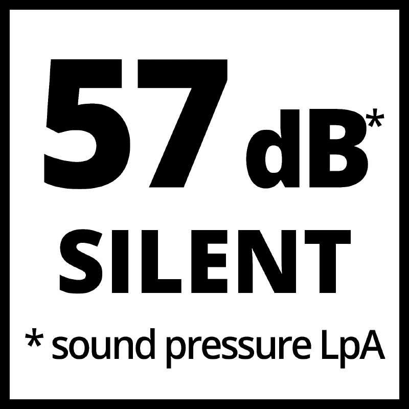 Tichý kompresor TE-AC 6 Silent Einhell-1