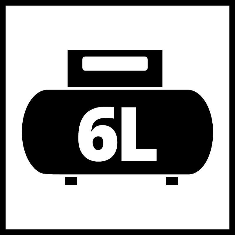 Tichý kompresor TE-AC 6 Silent Einhell-2