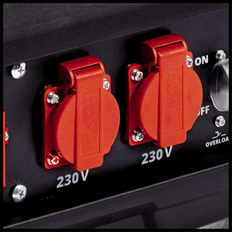 Generátor TC-PG 2500 Einhell Classic-2