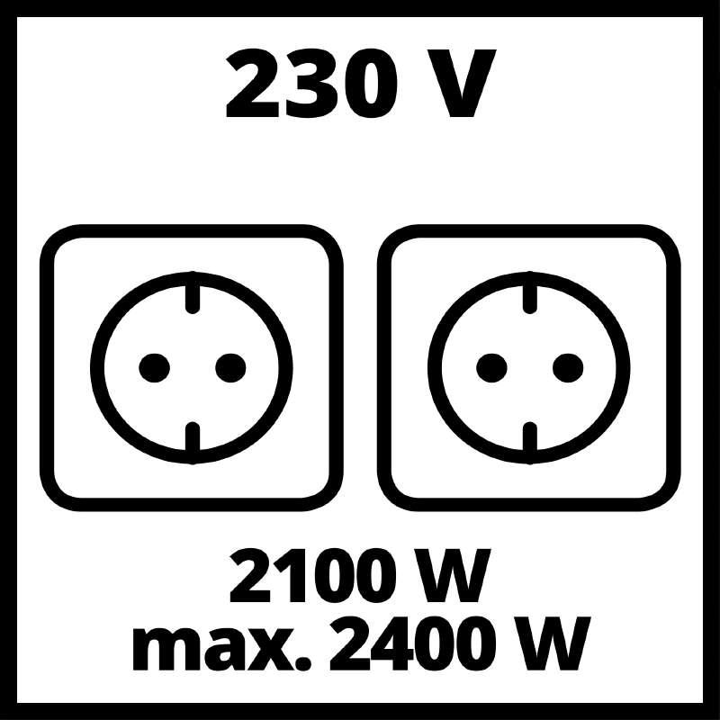 Generátor TC-PG 2500 Einhell Classic-8