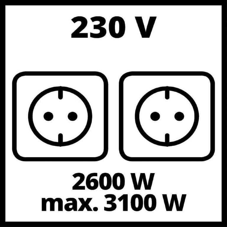 Generátor TC-PG 3500 W Einhell Classic-8