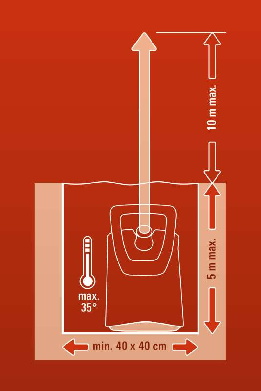 Čerpadlo ponorné GE-SP 750 LL Einhell Expert-4