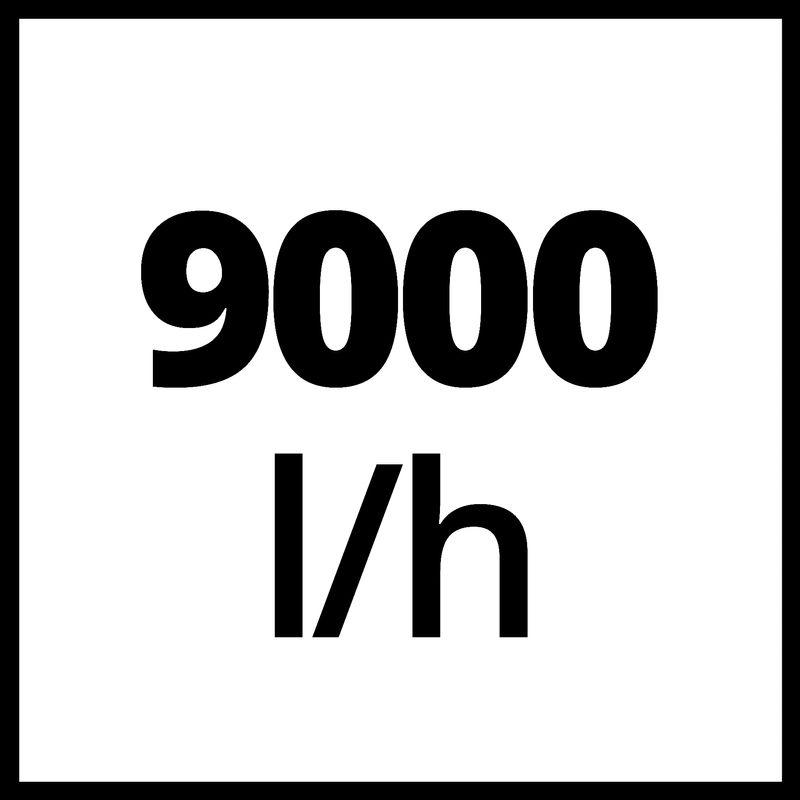 Čerpadlo na čistou vodu GE-SP 4390 LL ECO Einhell-4