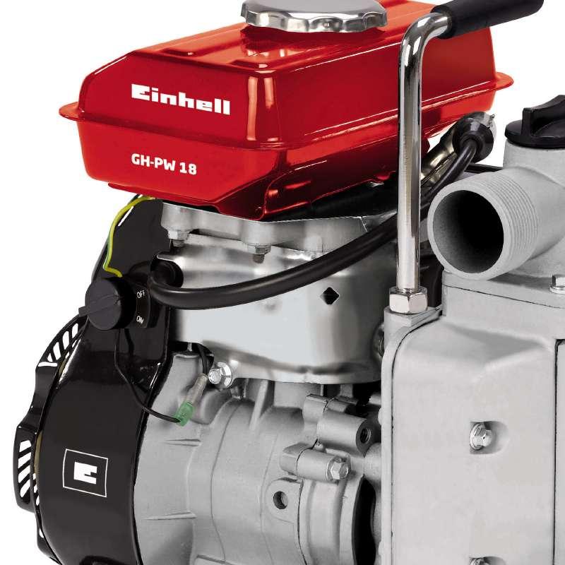 Benzínové čerpadlo na vodu Einhell GH-PW 18-7